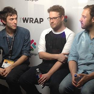 SXSW: Inside TheWrap and Indiegogo's Live Interview Studio in Austin (Photos)