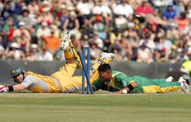 [ARH2007] ICC Twenty20 Cricket World Cup: Practice match South Africa v Australia