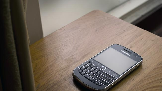RIM says BlackBerry users are 'black sheep by choice'
