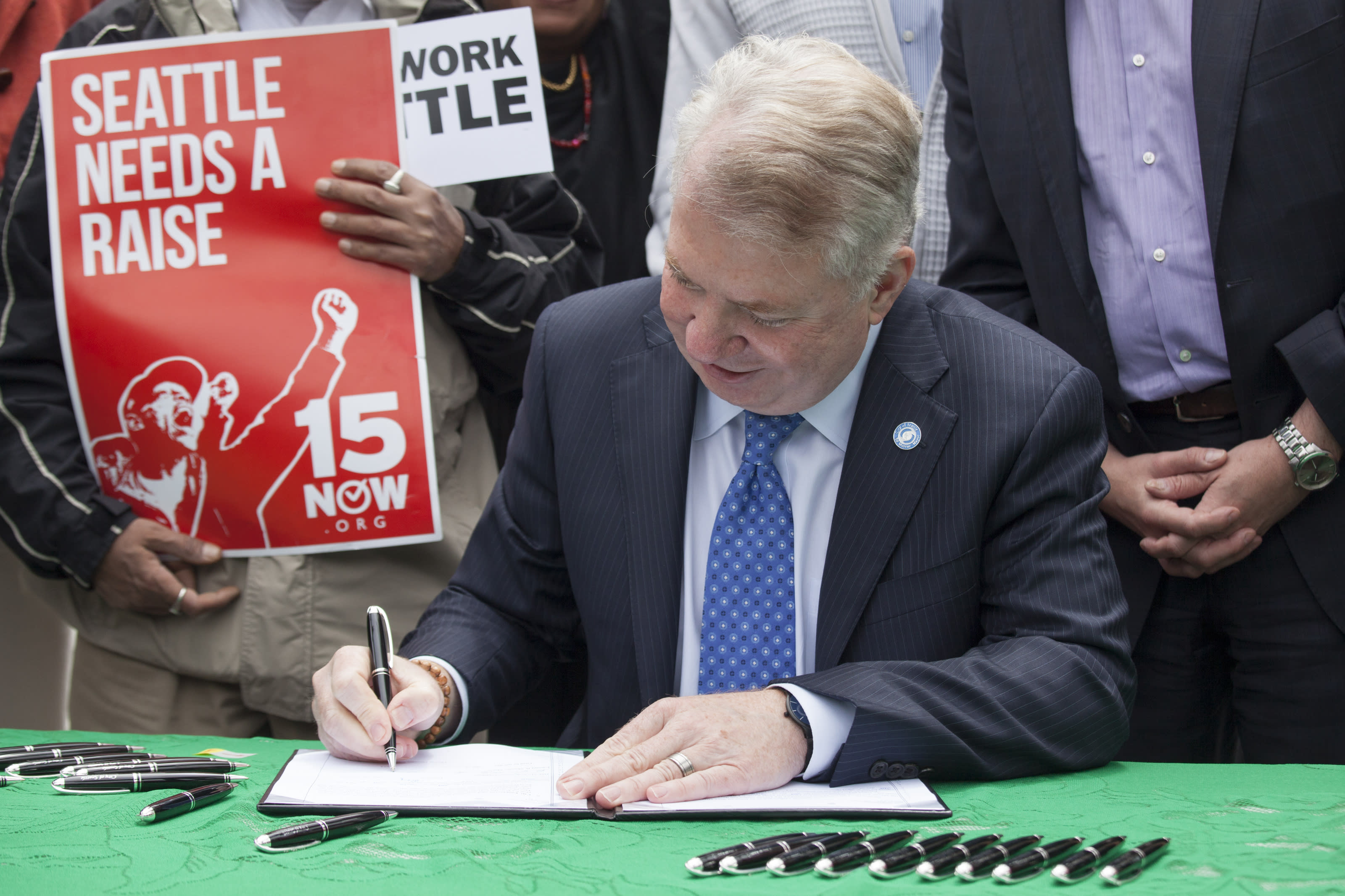 Supreme Court Rejects Challenge to Seattle's Minimum Wage Law