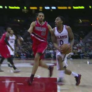 Teague Fakes and Scores
