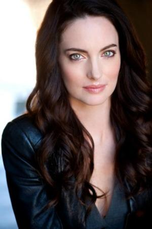 Alex Lombard is Gabrielle in 'Abraham Lincoln: Vampire Hunter'