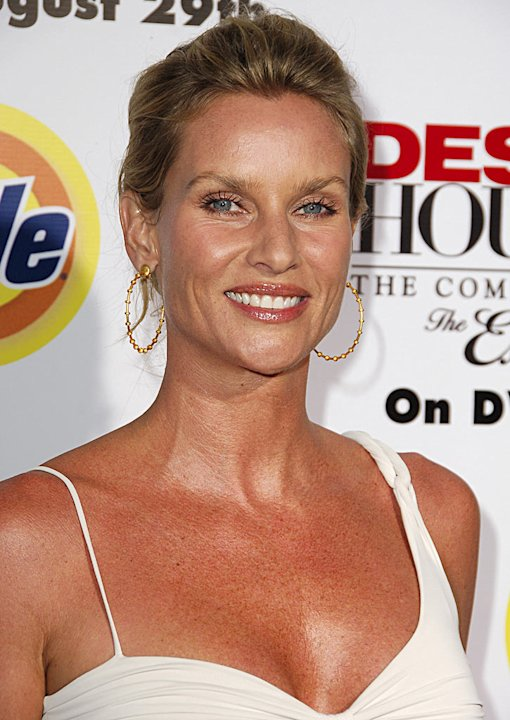 "Nicollette Sheridan at the ""Desperate Housewives: Season 2 - Extra Juicy Edition"" DVD Launch Event."