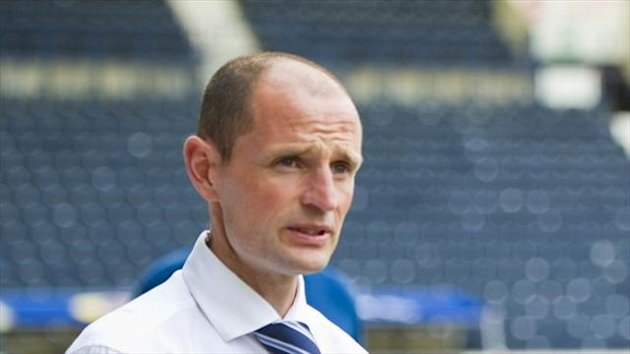 Allan Johnston feels Kilmarnock are 'not far away' from recording a victory