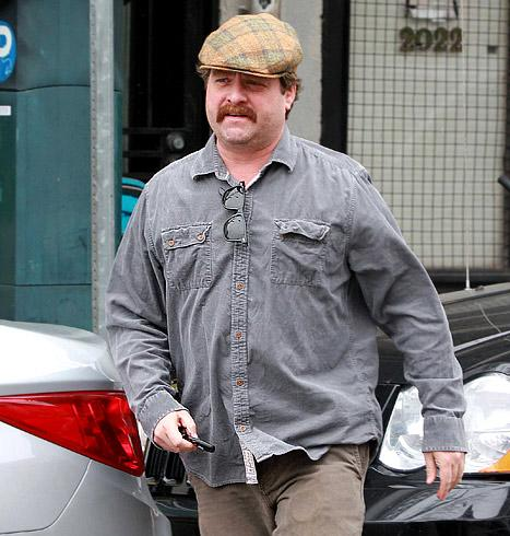 Whoa! Zach Galifianakis Shaves His Trademark Beard