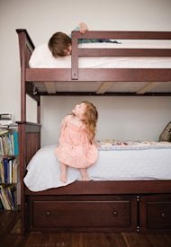 Siblings: Sharing a coed bedroom