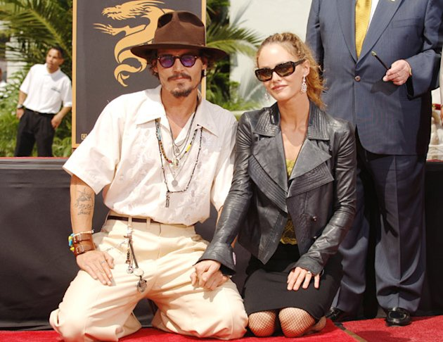 In Memory of Johnny Depp and Vanessa Paradis, We Bring You A Tributary Gallery Of Their 14 Years Together