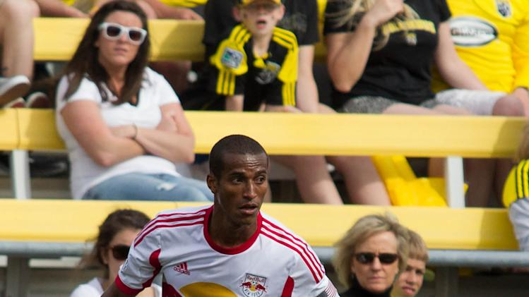 MLS: New York Red Bulls at Columbus Crew