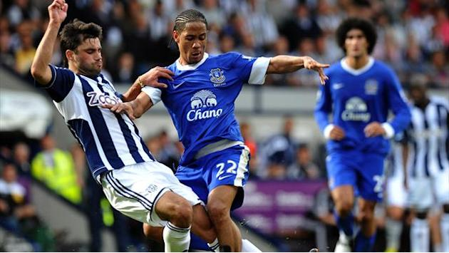 Premier League - Everton v West Bromwich Albion: LIVE