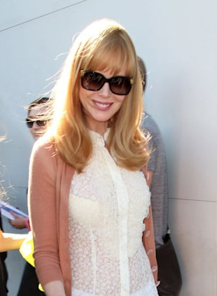 Nicole Kidman Debuts and Brand New Fringe in Cannes