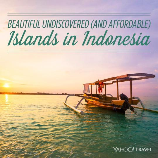 Beautiful Undiscovered (and Affordable) Islands in Indonesia