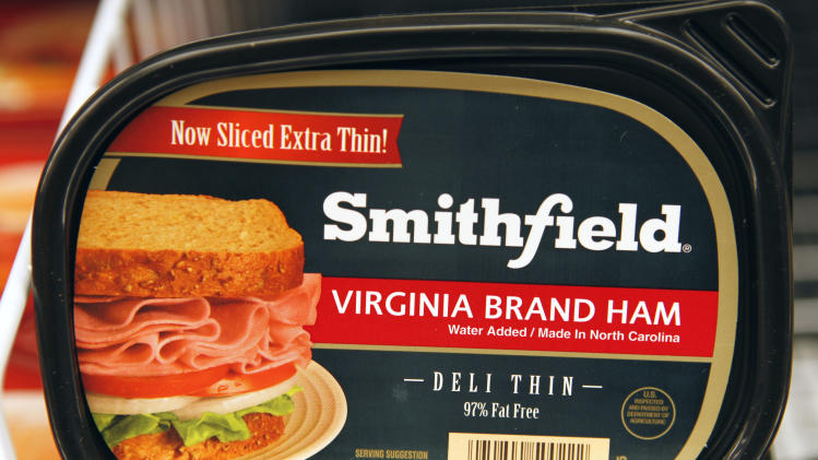 Pork producer Smithfield Foods to open restaurant