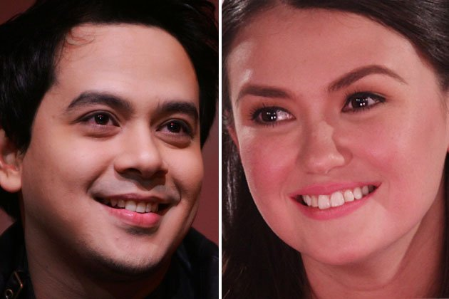 John Lloyd Cruz and Angelica Panganiban