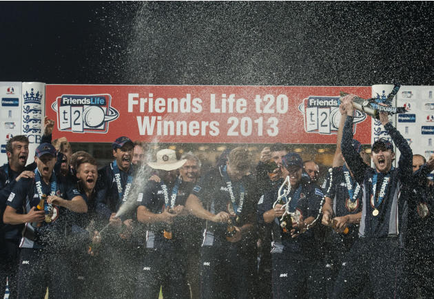 Cricket - Friends Life T20 - Final - Surrey Lions v Northants Steelbacks - Edgbaston