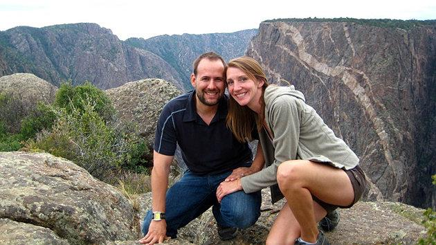 Richard Carriero and his wife, Carrie. (Photo courtesy of Richard Carriero)