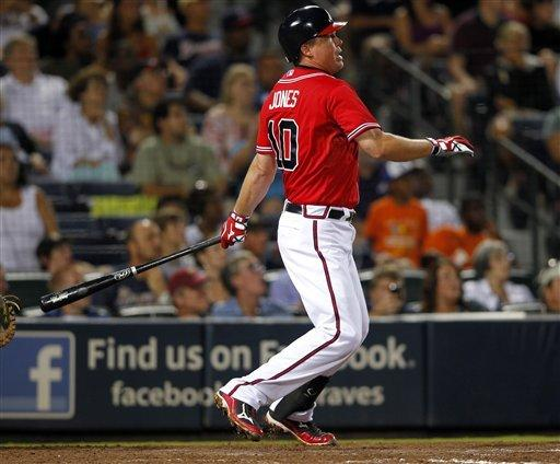 Ross drives in 4 as Braves beat Mets, 7-5