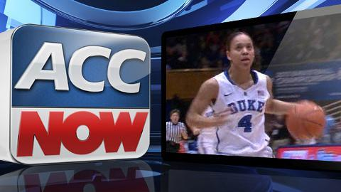 Duke Women's Basketball Ready for Elite 8 - ACC NOW