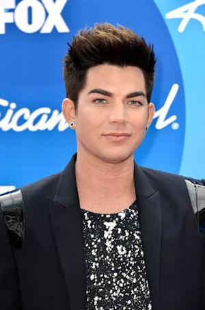 Adam Lambert attends Fox's 'American Idol' 2013 Grand Finale Results Show at Nokia Theatre L.A. Live on May 16, 2013 -- Getty Images