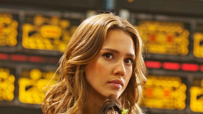 Spy Kids All the Time in the World 2011 Jessica Alba