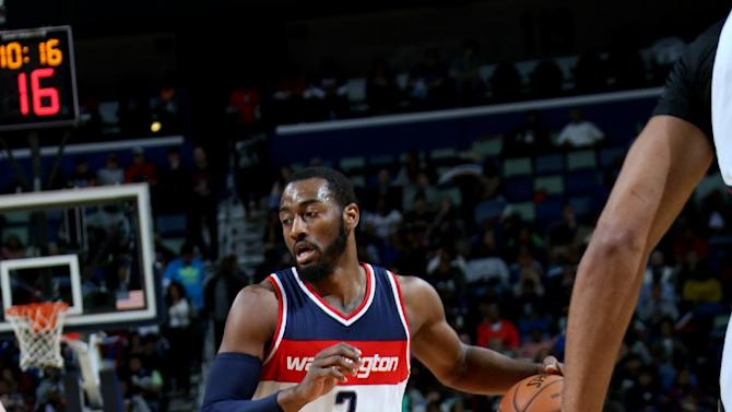 Wizards end skid with 92-85 win over Pelicans