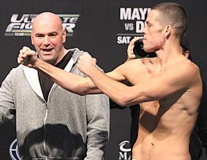 Nate Diaz, Manager Refute Dana White's Claim that Fighter Turned Down Khabib Nurmagomedov