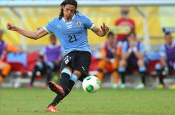 Cavani: Every game is a final for Uruguay