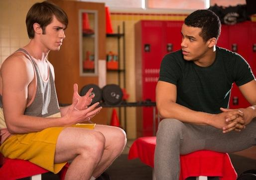 Glee Recap: Poking the Bare