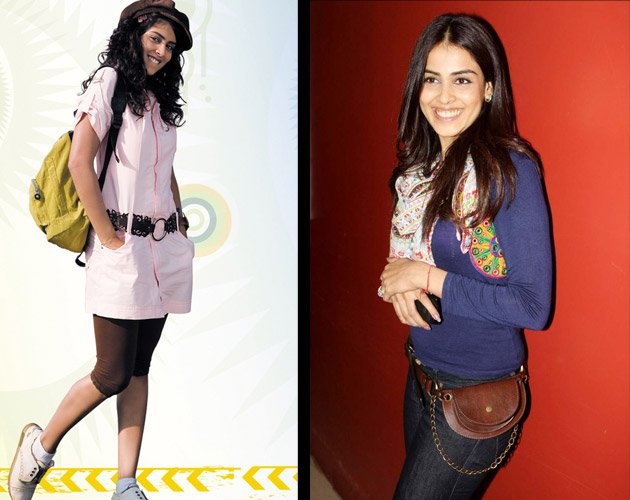 The secret behind Genelia's …
