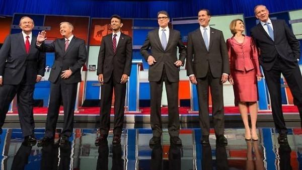 CNN Changes GOP Debate Criteria After Carly Fiorina Protests