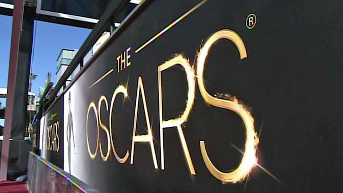 Oscars 2013: Finishing touches under way