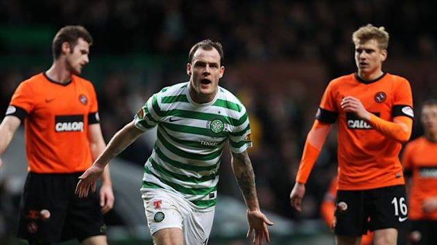 Anthony Stokes is determined to make up for lost time