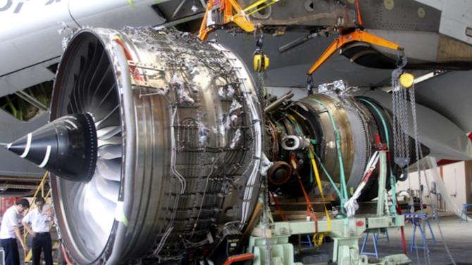 Oil pipe defect caused 2010 Qantas engine blowout