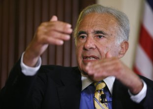 Carl Icahn: Credit Reuters