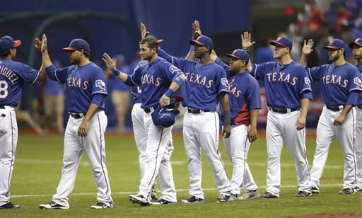 Rangers edge Pads in Alamodome's 1st baseball game