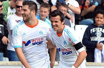 Marseille boss Baup unsure on Barton return