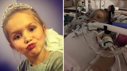 Girl, 8, Undergoes Rare Quadruple Organ Transplant