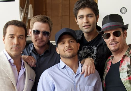 Entourage Film Held Up By Salary Demands? 'It's Blown Way Out of Proportion,' Says Cast Member