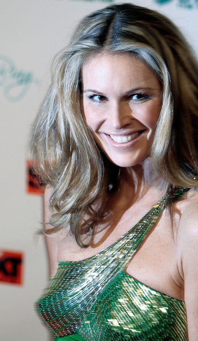 Elle Macpherson at the Women's World Award 2009 (Wiener Stadthalle, Vienna, Austria).