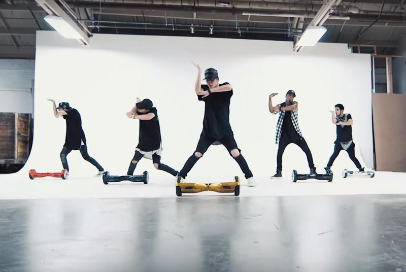 Help me figure out this dance cover of Justin Bieber's 'What Do You Mean?'