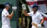 Cook And Pietersen Claim Historic Centuries