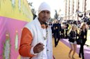 Actor Nick Cannon arrives at the 2013 Kids Choice Awards in Los Angeles