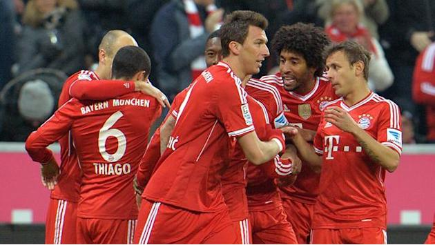 Bundesliga - European Match of the Weekend: Wolfsburg v Bayern Munich