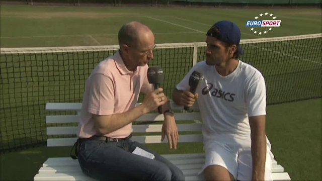 """T"" Time mit Tommy Haas: ""Läuft super"""