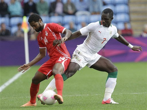 Konate scores as Senegal draws 1-1 with UAE