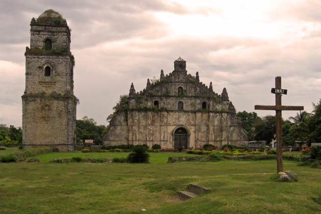 Hooray for heritage sites - Paoay Church