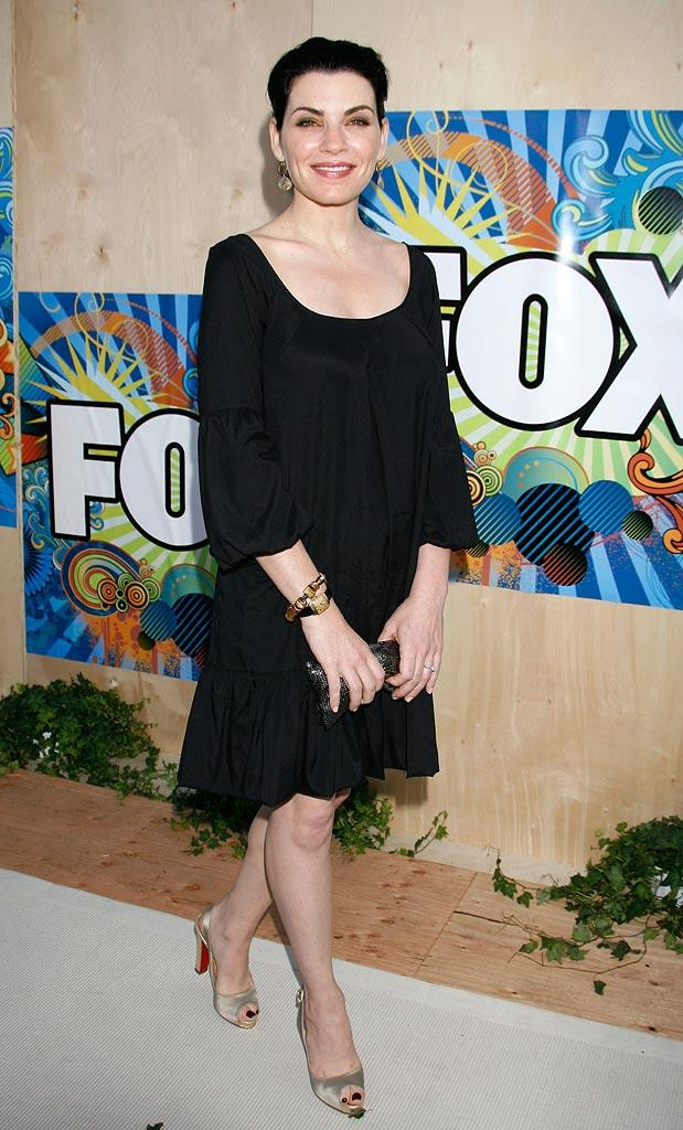 Julianna Margulies of Canterbury's Law arrives at the FOX TCA Party.