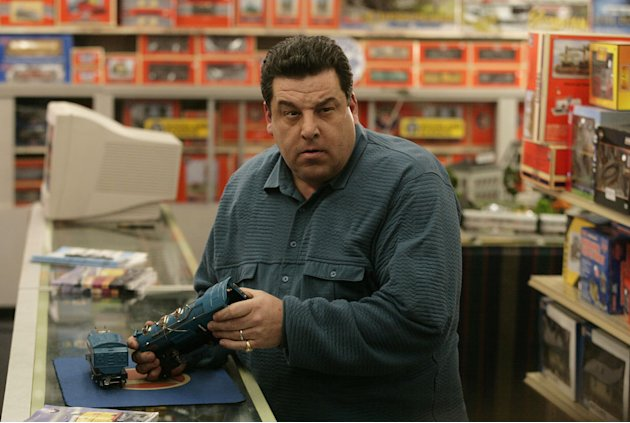 Bobby Baccalieri had his life snuffed out on The Sopranos by Phil Leotardo's henchmen in the penultimate episode. He was buying a model train and paid the ultimate price for being one of Tony's right-