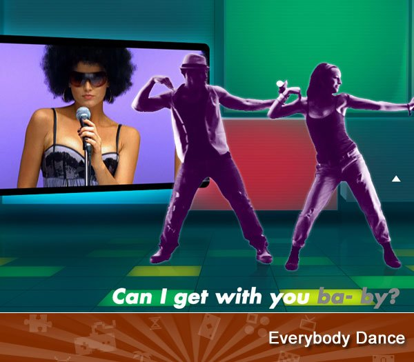 Everybody Dance (Playstation Move)