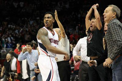 NBA schedule and results: Hawks rally to top Rockets