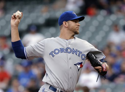 Jimenez, 3 Indians relievers blank Blue Jays 3-0
